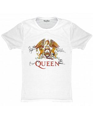 Shirt Queen Signatures Homme T gv76fyYb