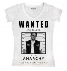 Wanted Jax Teller