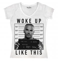 Woke up like this Shemar Moore