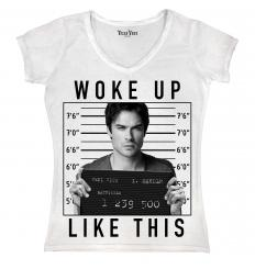 Woke up like this Ian Somerhalder