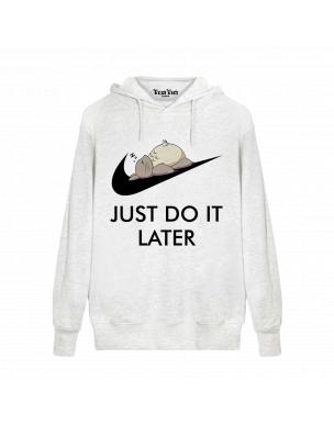 Just Do It Later Totoro