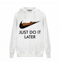 Just Do It Later Cheval
