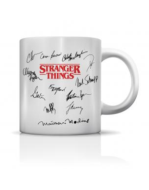 Stranger Things Signatures
