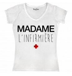 Madame L Infirmiere