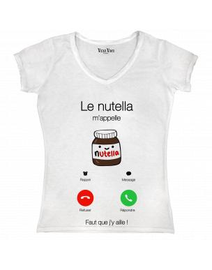 Le Nutella M Appelle