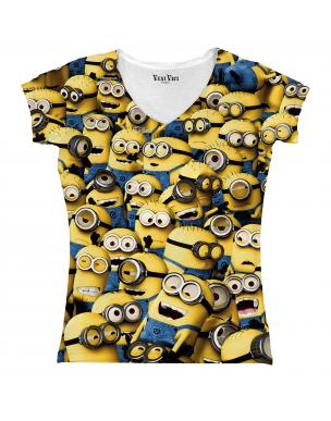 All Over Minions