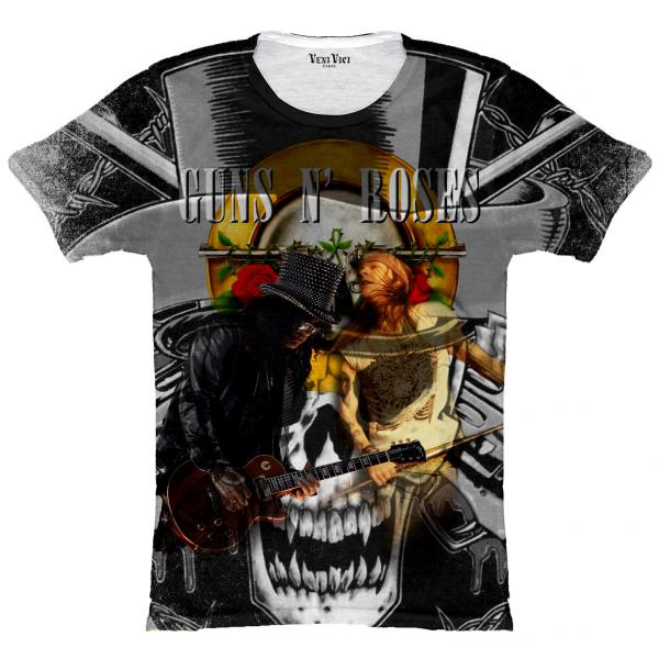 t shirt homme guns n roses. Black Bedroom Furniture Sets. Home Design Ideas