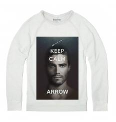 Keep Calm Oliver Queen