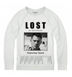 Lost Channing Tatum