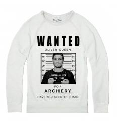 Wanted Oliver Queen