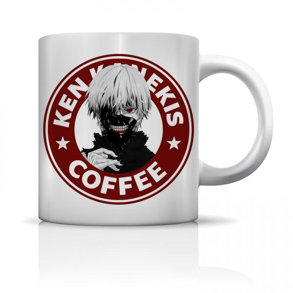 Mugs Ken Kanekis Coffee