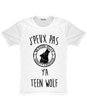 J Peux Pas Y a Teen Wolf