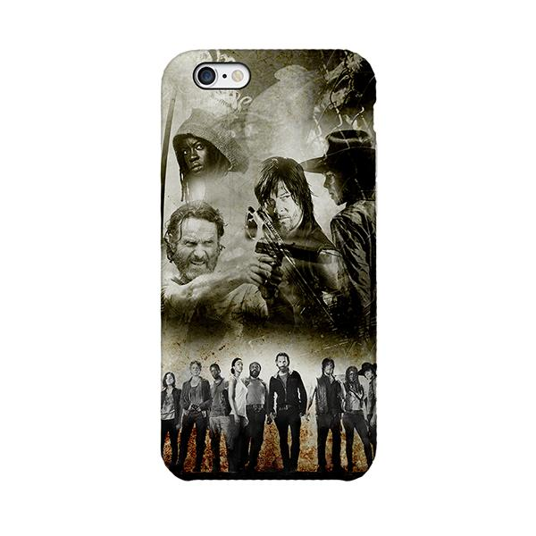 coque walking dead iphone 6