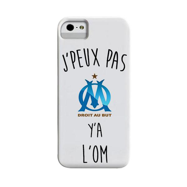 coque om iphone 5