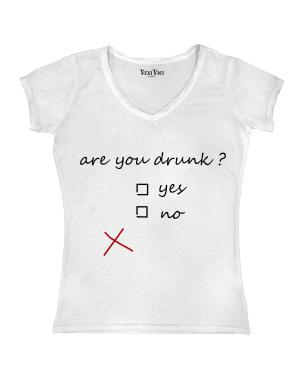 Are You Drunk ?