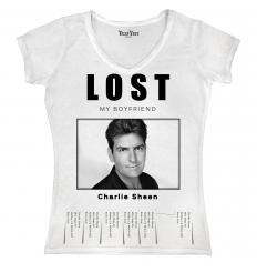 Lost Charlie Sheen